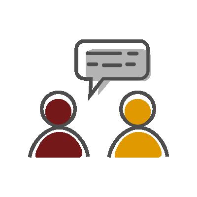 Call center propio con atención en inglés, español y lenguaje de señas